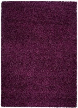 Dywan RIO 190x270 cm (6365A) DARK PURPLE